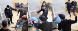 Evin Cezaevi'nden işkence görüntüleri
