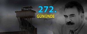 Açlık grevi 272. gününde