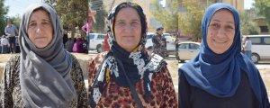 Qamişlolu kadınlar: QSD'ye güveniyoruz