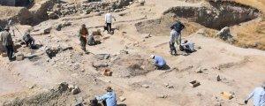 Bin yıllık mezarlar5500 yıllık evler