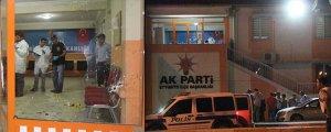 AKP'nin camına 5 can