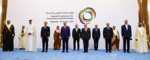 Bağdat'ta Fransa öncülüklü 'işbirliği' konferansı