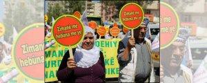 Kürtçe için 1 milyon imza