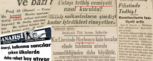 Türk basınında 'terör'ün serüveni