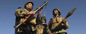 KDP güçleri pusu kurdu