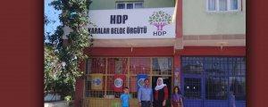 Bizim evimiz HDP oldu