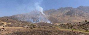 İran da SİHA'yla saldırdı