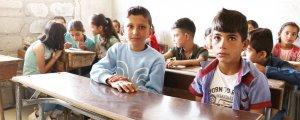 Qederê milyonekê  xwendekarên Rojava