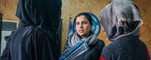 Reqa Belediyesi Eşbaşkanı Leyla Mustafa'ya ödül