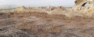 Efrîn'de 60 tarihi yer talan edildi
