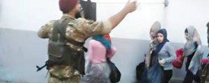 Efrîn'de iki çocuk annesi kaçırıldı