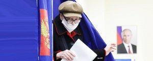 Birleşik Rusya kan kaybetti
