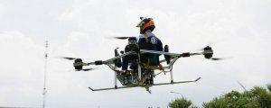 Droneke mirovekî hilgire ji bo civakê