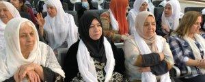 Barış Anneleri Silemanî'de toplandı