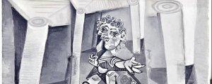 Keça Picasso 9 berhemên wî dan Fransayê