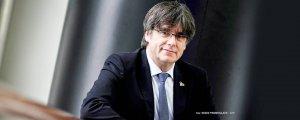 Katalan liderin gözaltına alınmasına tepki