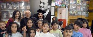 Çocuklar 'Firaz Dağ' ile başarıya ulaşıyor