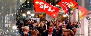 Seçimlerin kazananı SPD ve Yeşiller oldu