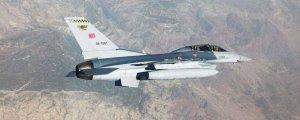 Öncesi KDP'nin dronesisonra Türk savaş uçakları
