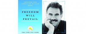 Doza azadiya Ocalan bikin