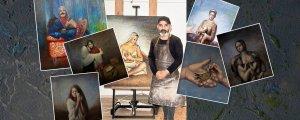 Patron olmaktansa sanatın kölesi olurum