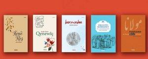 Ji weşanxaneya Nûbiharê 5 kitêbên nû