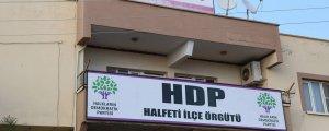 HDP binalarını taşlayın!
