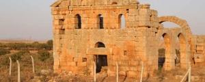 Nuhrut Kilisesi harabeye döndü
