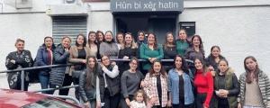 İskoçya'da Kürt Kadın inisiyatifi