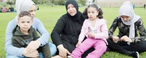 'Umuda yolculuk'ta kızını ve eşini kaybetti