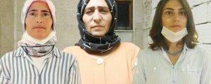 HDP'li kadınlar: Geri adım atmayacağız