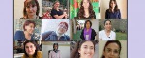 Fünf Aktivistinnen in Amed verhaftet