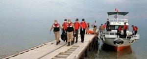 Van Gölü'nden 59 cenaze çıkartıldı