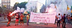 Kıbrıs, Rojava ve ırkçılık