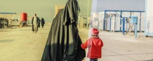 DAİŞ'li kadın gözaltında