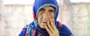30 yıllık işkence izlerini taşıyor