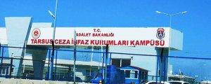 Tarsus'ta 5 tutsak koronaya yakalandı