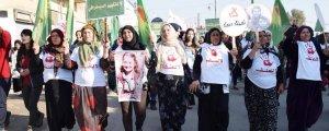 Kobanê'de bir kadın katledildi