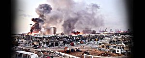Beyrut'ta patlama istifa getirdi