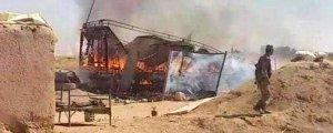 Li Qamişlo rejîm hat bombekirin