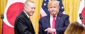 Trump hevkarê Erdogan e