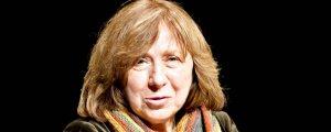 Nobelli yazara Belarus sorgusu