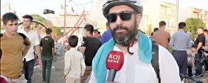 Bisiklêta dêw li Şarezûrê