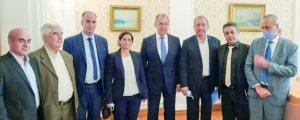MSD bi Lavrov re rûnişt