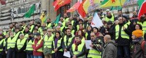 Lozan'dan Cenevre'ye büyük yürüyüş