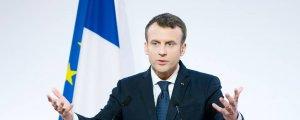 Macron'dan üniversitelilere söz