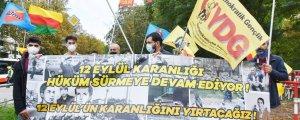 12 Eylül'ün 40'ıncı yılında protesto