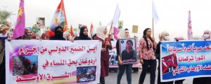Türk işgali protesto edildi