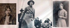 Hunermenda şoreşger: Sylvia Pankhurst