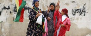 Kobanê'de Kadın Devrimi